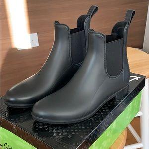 Sam Edelman Tinsley Rubber Rain Boot- Size 7